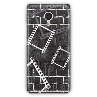 YuBingo Filmy Wall Designer Mobile Case Back Cover for Meizu M3 Note
