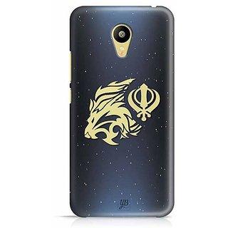 YuBingo Shera di Kaum Designer Mobile Case Back Cover for Meizu M3