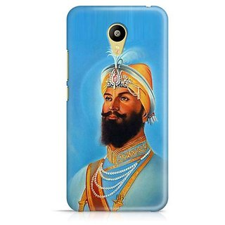 YuBingo Guru Gobind Singh Designer Mobile Case Back Cover for Meizu M3