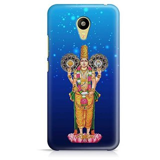 YuBingo Bhagwan Dhanwantari Designer Mobile Case Back Cover for Meizu M3
