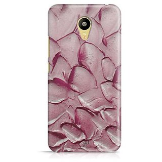 YuBingo Oil Paint Petals Designer Mobile Case Back Cover for Meizu M3