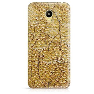 YuBingo Oil Paint Cracks Designer Mobile Case Back Cover for Meizu M3