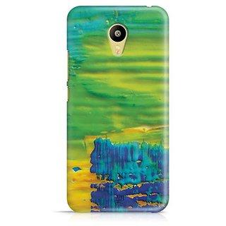 YuBingo Paint Finish Designer Mobile Case Back Cover for Meizu M3