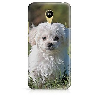 YuBingo Adorable Dog Designer Mobile Case Back Cover for Meizu M3