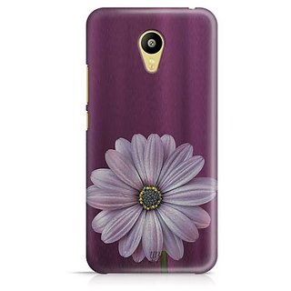 YuBingo Beautiful Flower Designer Mobile Case Back Cover for Meizu M3
