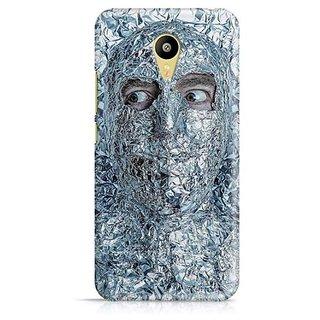 YuBingo Man covered with Aluminium Foil Designer Mobile Case Back Cover for Meizu M3