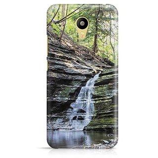 YuBingo Waterfall Designer Mobile Case Back Cover for Meizu M3