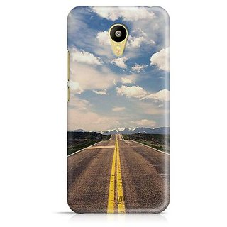 YuBingo A road to success Designer Mobile Case Back Cover for Meizu M3