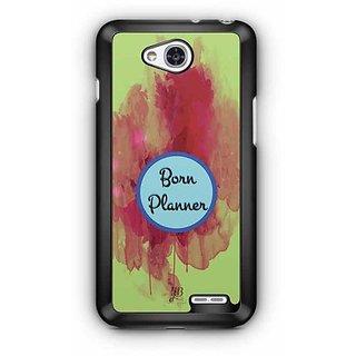 YuBingo Born Planner Designer Mobile Case Back Cover for LG L90