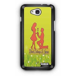 YuBingo Dilwale Dulhaniya Le Jayenge Designer Mobile Case Back Cover for LG L90