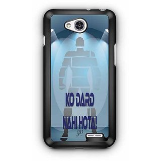 YuBingo Mard ko Dard Nahin Hota Designer Mobile Case Back Cover for LG L90