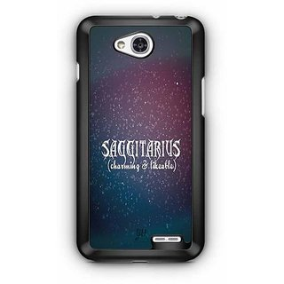 YuBingo Sagittarius (Charming & Likeable) Designer Mobile Case Back Cover for LG L90