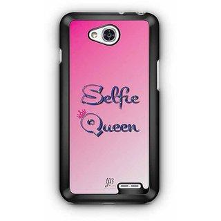 YuBingo Selfie Queen Designer Mobile Case Back Cover for LG L90