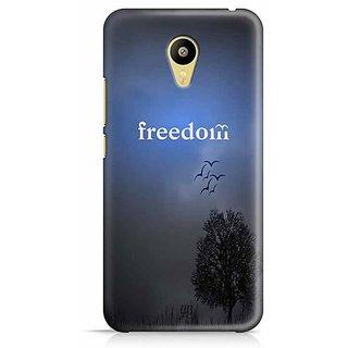 YuBingo Freedom   Designer Mobile Case Back Cover for Meizu M3