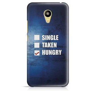 YuBingo Hungry? Designer Mobile Case Back Cover for Meizu M3