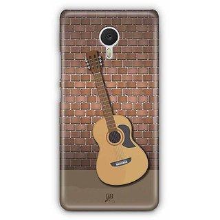 YuBingo The Acoustic Designer Mobile Case Back Cover for Meizu M3 Note