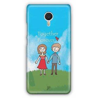 YuBingo Together, Forever Designer Mobile Case Back Cover for Meizu M3 Note