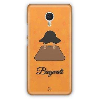 YuBingo Respect Bagwati Designer Mobile Case Back Cover for Meizu M3 Note