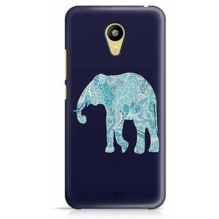 YuBingo The Elephant Designer Mobile Case Back Cover for Meizu M3