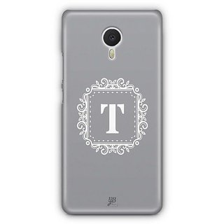 YuBingo Monogram with Beautifully Written letter T Designer Mobile Case Back Cover for Meizu M3 Note