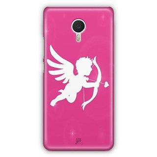 YuBingo Love Angel Designer Mobile Case Back Cover for Meizu M3 Note
