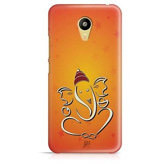 YuBingo Jai Ganesh Deva Designer Mobile Case Back Cover for Meizu M3