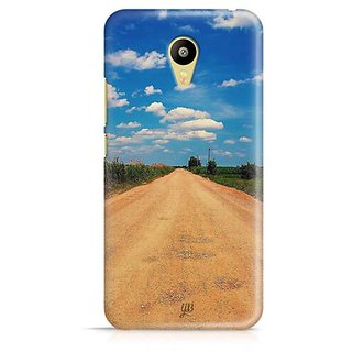 YuBingo Road to Horizon Designer Mobile Case Back Cover for Meizu M3