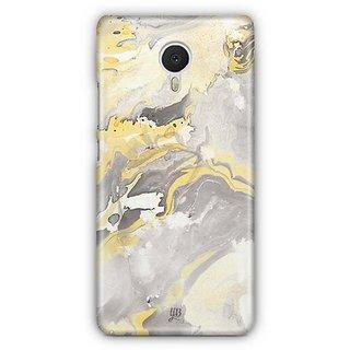 YuBingo Marble Finish (Plastic) Designer Mobile Case Back Cover for Meizu M3 Note