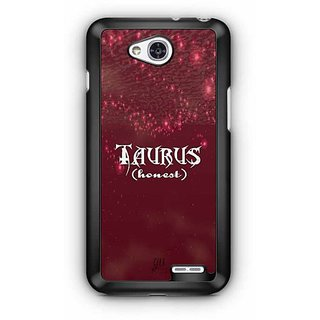YuBingo Taurus (Honest) Designer Mobile Case Back Cover for LG L90