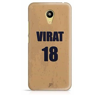 YuBingo Virat, 18 Designer Mobile Case Back Cover for Meizu M3