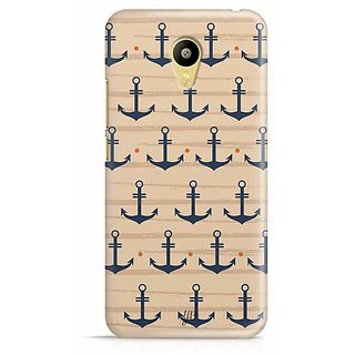 YuBingo Anchors Designer Mobile Case Back Cover for Meizu M3