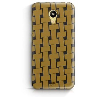 YuBingo Smart Patterns Designer Mobile Case Back Cover for Meizu M3