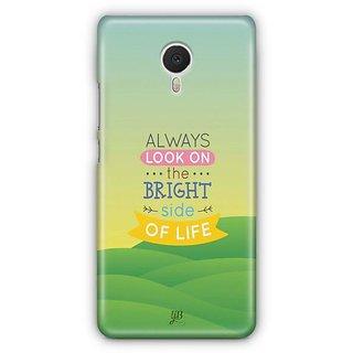 YuBingo Bright Side of Life Designer Mobile Case Back Cover for Meizu M3 Note