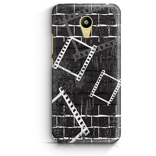 YuBingo Filmy Wall Designer Mobile Case Back Cover for Meizu M3