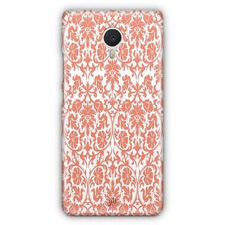 YuBingo Flowery Patterns Designer Mobile Case Back Cover for Meizu M3 Note