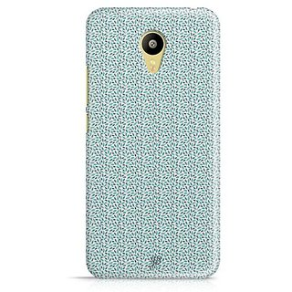 YuBingo Leafy Pattern Designer Mobile Case Back Cover for Meizu M3
