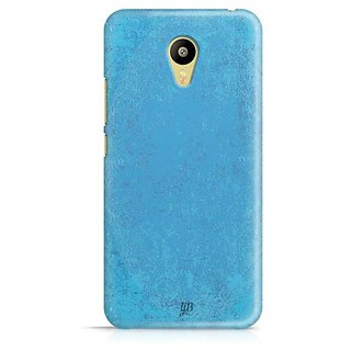 YuBingo Funky Blue Designer Mobile Case Back Cover for Meizu M3