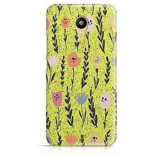 YuBingo Colourful flowers Designer Mobile Case Back Cover for Meizu M3