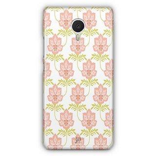 YuBingo Flowers pattern Designer Mobile Case Back Cover for Meizu M3 Note