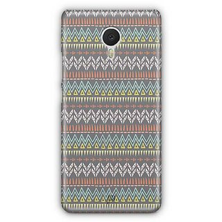 YuBingo Tribal Instinct Designer Mobile Case Back Cover for Meizu M3 Note