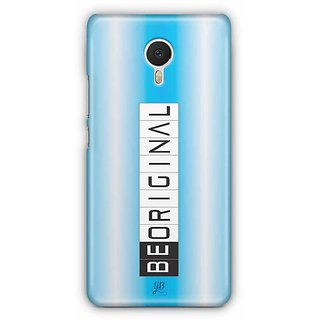 YuBingo Be Original Designer Mobile Case Back Cover for Meizu M3 Note