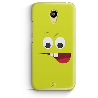 YuBingo Amazing Smiley Designer Mobile Case Back Cover for Meizu M3