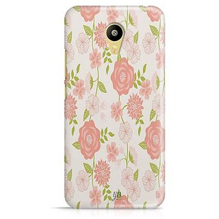 YuBingo Rose and leaf pattern Designer Mobile Case Back Cover for Meizu M3