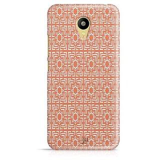 YuBingo Rangoli design Designer Mobile Case Back Cover for Meizu M3