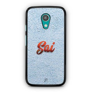 YuBingo Sai Designer Mobile Case Back Cover for Motorola G2