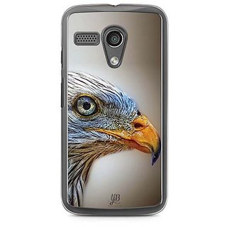 YuBingo Beautiful Bird Designer Mobile Case Back Cover for Motorola G