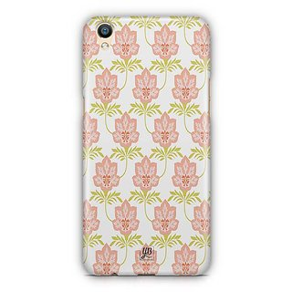 YuBingo Flowers pattern Designer Mobile Case Back Cover for Oppo F1 Plus / R9