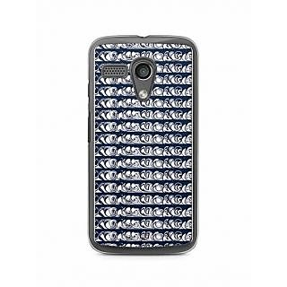 YuBingo Abstract Pattern Designer Mobile Case Back Cover for Motorola G
