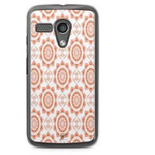 YuBingo Rangoli Designer Mobile Case Back Cover for Motorola G