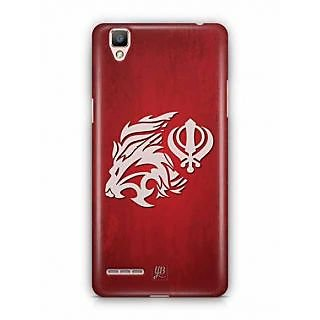 YuBingo Shera di Kaum Designer Mobile Case Back Cover for Oppo F1 / A35